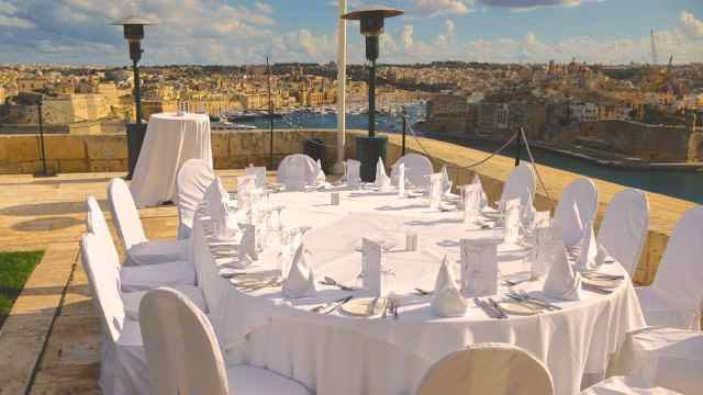 Private-Lunch-Battery-Gardens-Malta